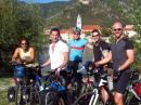 IN front of the town of Spitz on the banks of the Danube
