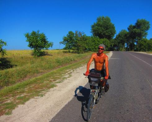 Free-wheeling our way out of Moldova