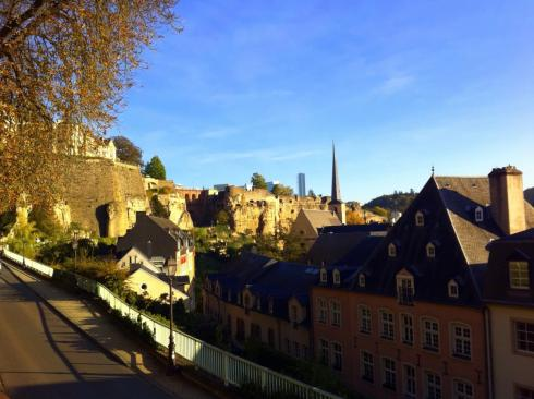Rue Sosthene Weis, Luxembourg City