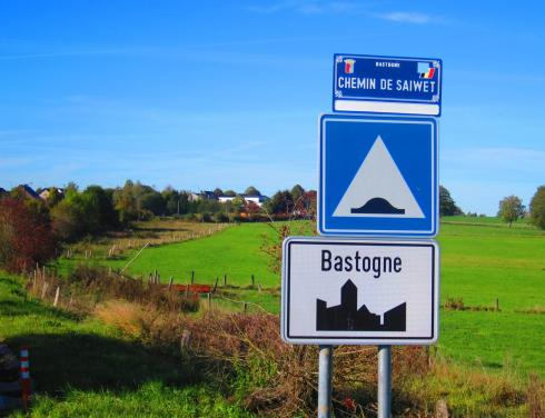Reaching Bastogne