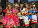 Traditional Xiao Tribal Dress