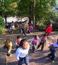 Invasion of kidlings - Fenghuang park